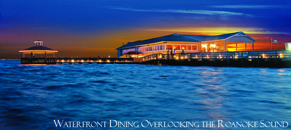 Tale Of The Whale Restaurant Waterfront Dining Overlooking